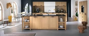 cuisine style nordique cuisine moderne en bois photo 10 12 inspirée du style scandinave