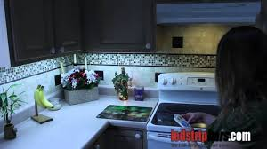 kitchen light temperature variable color temperature led strip lights youtube