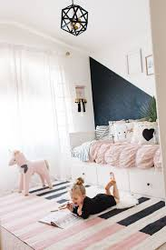 Pink And Gold Bedroom - bedroom attractive awesome black gold bedroom black white and
