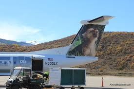Frontier Carry On by Flight Review Frontier Airlines Q400 From Denver To Aspen