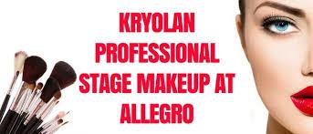 kryolan professional make up kryolan professional makeup at allegro allegro boutique