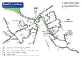 gt cus map proposed changes to services in addington and forestdale