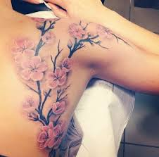 51 exles of cherry blossom tattoos page 7 foliver