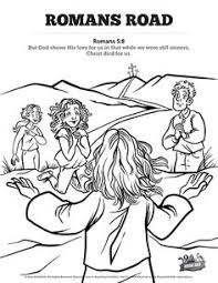 italian romans road coloring coloring pages