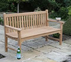 Country Outdoor Furniture by Country Garden Bench 150cm