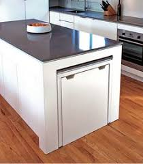 kitchen island with pull out table this kitchen island with a pull out table was actually my client s