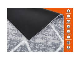 tapis de cuisine et gris cuisine gris