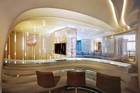 Home Bar Interior Glamorous Home Interior Design With A Curved Ceiling Breathtaking