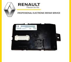 renault kangoo car ecus u0026 computers ebay