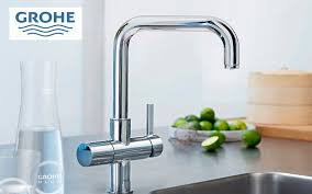 robinetterie grohe cuisine robinet grohe get cool robinet lavabo salle de bain grohe achat