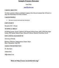 resume sample from resumebear com find great tips for writing