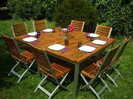 idee de jardin moderne best salon de jardin acacia gris pictures amazing house design
