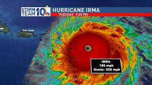 stormteam10 irma strongest hurricane in 12 years wjar