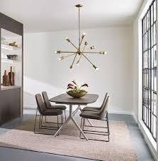 kichler dining room lighting kichler 43119nbr armstrong 10 light rectangular chandelier in