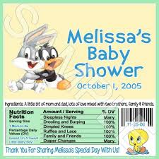 looney tunes baby shower looney tunes baby shower invitations linksof london us