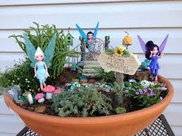 Inside Garden by This Is My Fairy Garden Creating It Was Really Fun It Contains