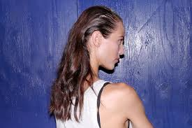 clarifying shoo for coloured hair get shiny hair in 5 minutes into the gloss