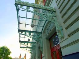 file art deco awning in prague pic2 jpg wikimedia commons