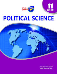 full marks guide of political science for class 11 english medium