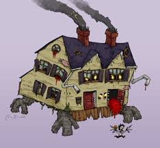 halloween monster names halloween 13 haunted house by monster man 08 on deviantart