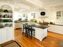 kitchen style awesome mediterranean kitchen with all white