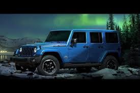 arctic blue jeep carscoops jeep wrangler