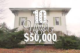 10 under 50 old houses for sale and historic real estate listings