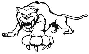 tooth tiger coloring pages