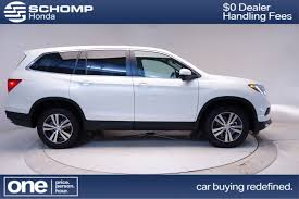 suv honda pilot new honda pilot in highlands ranch schomp honda