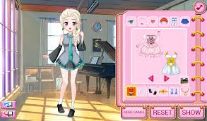 cosplay girls dress up game android apps on google play