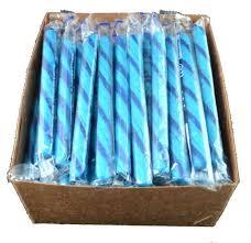 light blue candy sticks old fashion candy sticks blueberry candy favorites