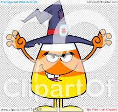 halloween clip art with transparent background clipart of a cartoon halloween candy corn character wearing a
