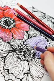17 best images about coloring u0026 zentangle u0026 zendoodle on pinterest