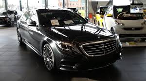 mercedes s class 2015 review mercedes s class amg l 2015 in depth review interior exterior