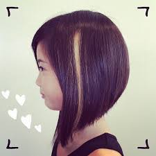 long in the front short in the back women haircuts kid s haircut a line bob long front short back yelp