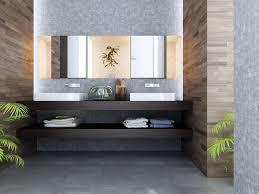 Bathroom Vanity Ideas Double Sink Bathroom White 3 Drawers Wall Mounted Bathroom Vanity With Cool
