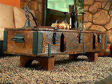 vintage trunk coffee table chest coffee table ebay