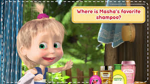download masha bear house cleaning games girls 1 7 9