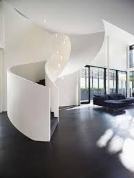 modern minimalist houses modern minimalist house with spiral staircase decorating ideas