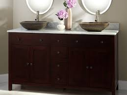 bathroom vanity design modern brown unfinished wooden bathroom