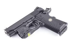 Streamlight Pistol Light Streamlight Tlr 6 Weapon Light Non Rail 1911 100 Lumen Http