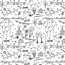 black and white christmas wrapping paper printable vintage christmas wrapping paper world of printable