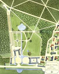 changes to the villandry estate in the 18th century chateau and