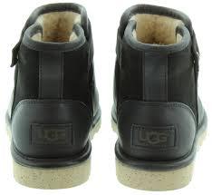 ugg rella sale ugg rella mini ankle boots in black in black