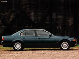 1994 bmw 740i e38 related infomation specifications weili