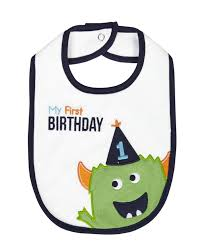 1st birthday bib s my birthday green 1st birthday baby bib