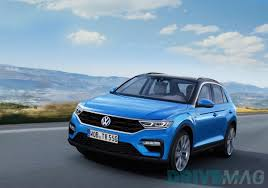 this is what the real world vw t roc will look like