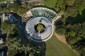 Sydney Botanic Gardens The Calyx Royal Botanical Gardens Sydney By Ptw Architects