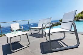 canape jardin aluminium stunning fauteuil salon de jardin alu pictures design trends 2017