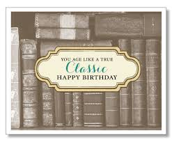 happy birthday book the hill birthday card book lover card sweet